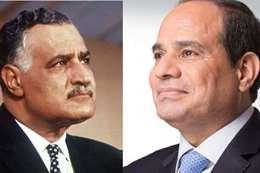 عبدالناصر والسيسي