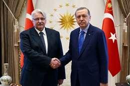 الرئيس البولندي يستقبل رجب طيب أردوغان