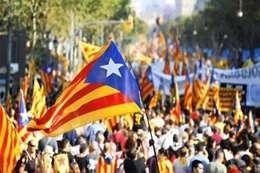 مظاهرات كتالزنيا