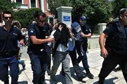 الشرطة التركية  أرشيفية