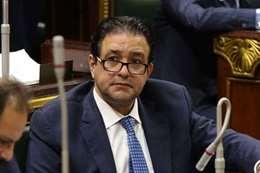 علاء عابد، رئيس لجنة حقوق الإنسان بمجلس النواب