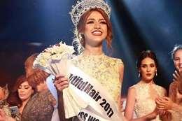 ملكة جمال مصر 2017، فرح شعبان