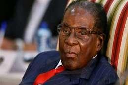 تعيين موغابي سفيرًا للنوايا الحسنة