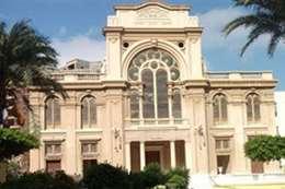 ترميم معبد يهودي في الإسكندرية
