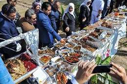 وليمة غداء بسجن برج العرب