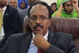رئيس الوزراء الصومالي حسن علي خيري