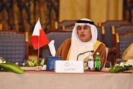 وزير الصناعة البحريني زايد الزياني