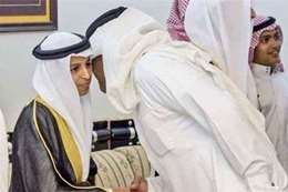 أصغر عريس سعودي