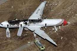 حادث سقوط الطائرة الروسية