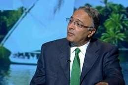 الدكتور سعيد صادق، أستاذ العلوم السياسية
