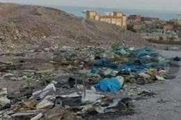 صور النفايات  ومخلفات طبية