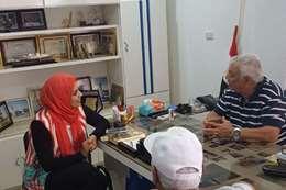 جلال عبده هاشم متحدثا للمصريون