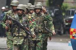 جيش بنجلاديش