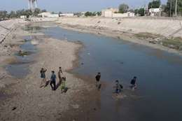 قطع 7 مليارات متر مكعب من المياه عن العراق