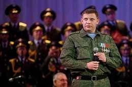 ألكسندر رئيس دونيتسك السابق