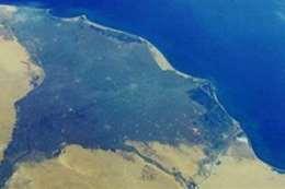 دلتا مصر (أرشيفية)