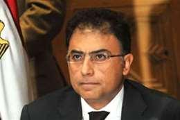 القاضي المصري، أشرف العشماوي
