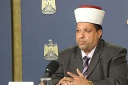 يوسف أدعيس وزير الأوقاف والشؤون الدينية بفلسطين