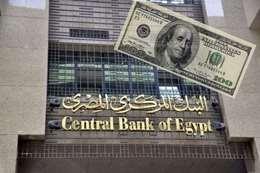 سعر الدولار في البنك المركزي