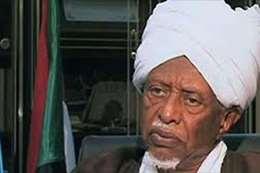 الرئيس السوداني سوار الذهب