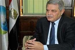 ممدوح رسلان، رئيس الشركة القابضة لمياه الشرب والصرف الصحي