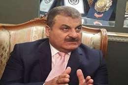 زكريا الغمري، مساعد وزير الداخلية لقطاع السجون