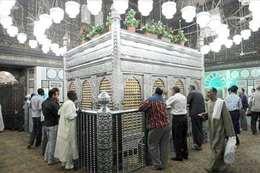 ضريح الحسين (أرشيفية)