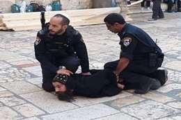 """أول رد مصرى بشأن الاعتداء على """"أقباط القدس"""""""