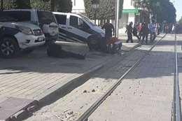 تفجير انتحاري في العاصمة التونسية