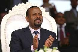 أبى أحمد - رئيس الوزراء الأثيوبى