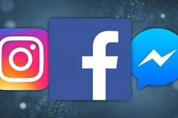 إنستجرام وفيسبوك
