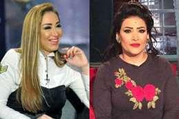 بدرية طلبة وريهام سعيد