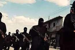 مسلحي داعش