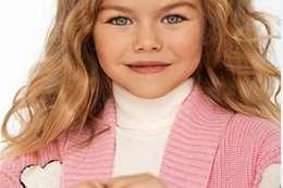 ألينا ياكوبوفا.. أجمل طفلة في العالم
