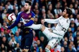 الموعد النهائي لكلاسيكو برشلونة والريال