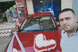 سيارة الزفاف
