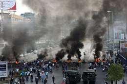 أرشيف - تظاهرات لبنان