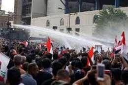 المظاهرات بالعراق
