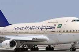 تأخر إقلاع طائرة بالخطوط السعودية