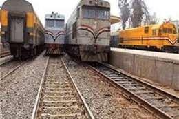 السكة الحديد تحذر