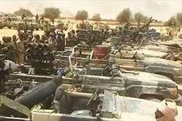 عمليات إرهابية في كردفان