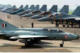 القوات الجوية الهندية