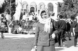 السيدة وداد حجاب