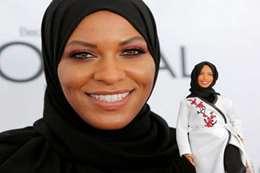 باربى ترتدى الحجاب