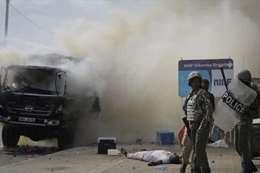 اشتباكات بين الشرطة والمعارضة وسقوط قتلى فى كينيا