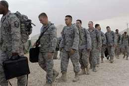 الجيش الأمريكى ارشيفية