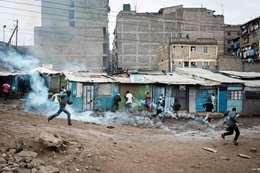 اشتباكات فى كينيا