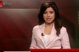 مذيعات بشار الأسد