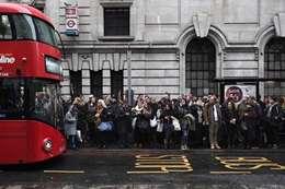 القهوة وقودا  للحافلات  في انجلترا