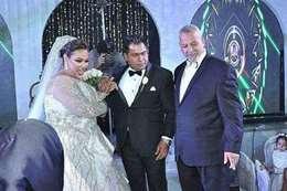 حفل زفاف نجمة مسرح مصر